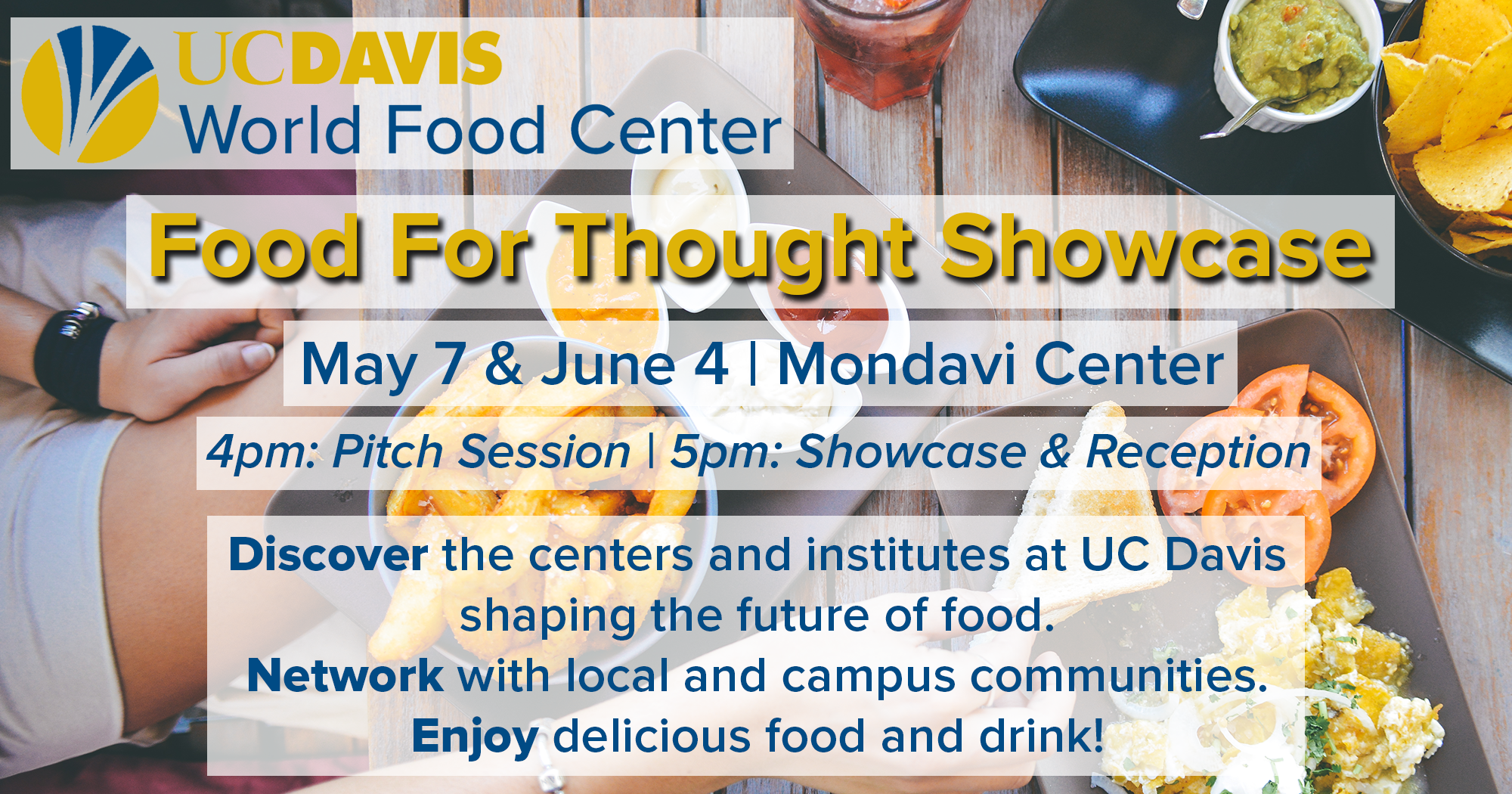 Food For Thought Showcase
